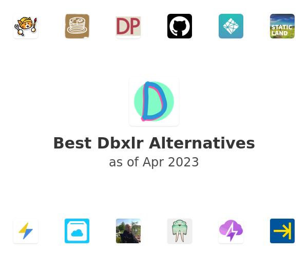 Best Dbxlr Alternatives