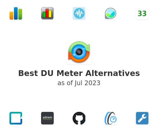 Best DU Meter Alternatives