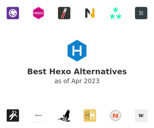 Best Hexo Alternatives