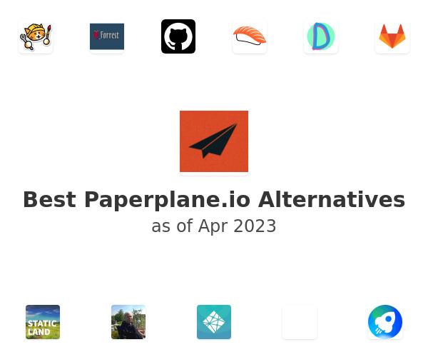 Best Paperplane.io Alternatives