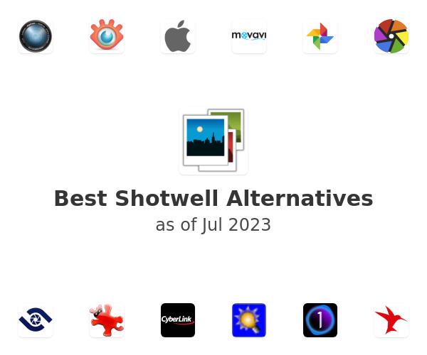 Best Shotwell Alternatives