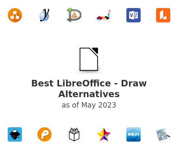 Best LibreOffice - Draw Alternatives