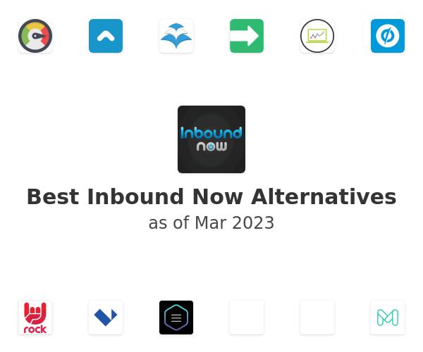 Best Inbound Now Alternatives