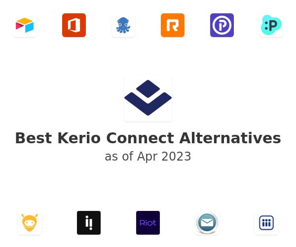 Best Kerio Connect Alternatives