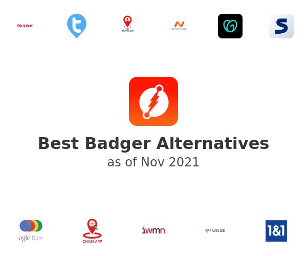Best Badger Alternatives