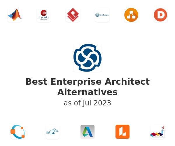 Best Enterprise Architect Alternatives