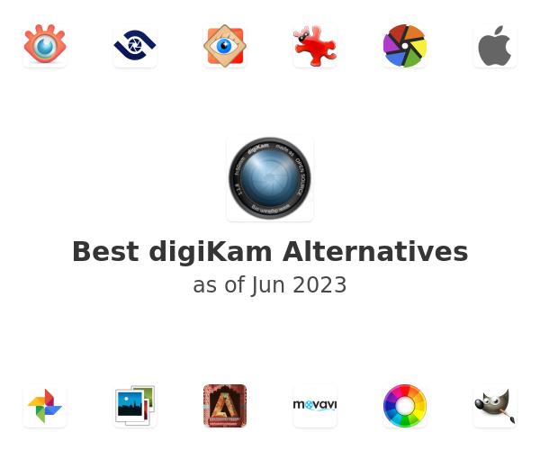 Best digiKam Alternatives
