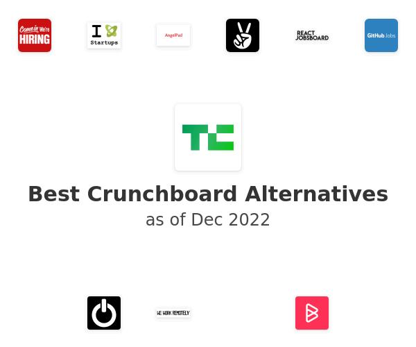 Best Crunchboard Alternatives