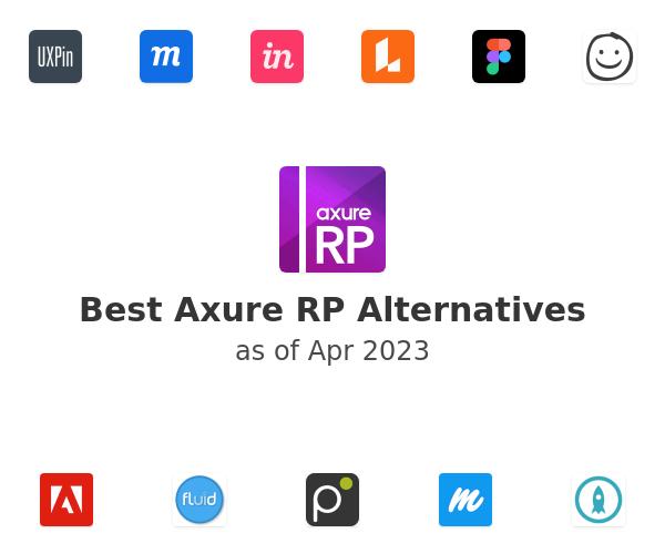 Best Axure RP Alternatives