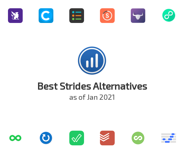 Best Strides Alternatives