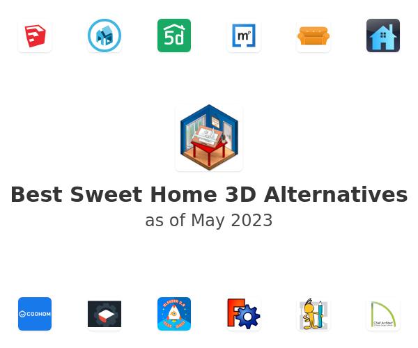 Best Sweet Home 3D Alternatives