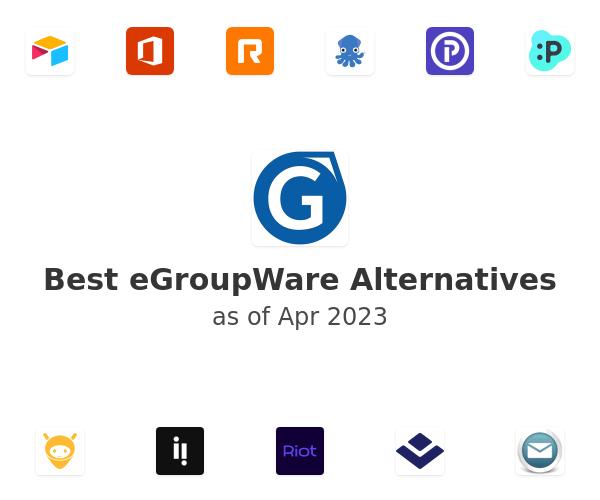 Best eGroupWare Alternatives