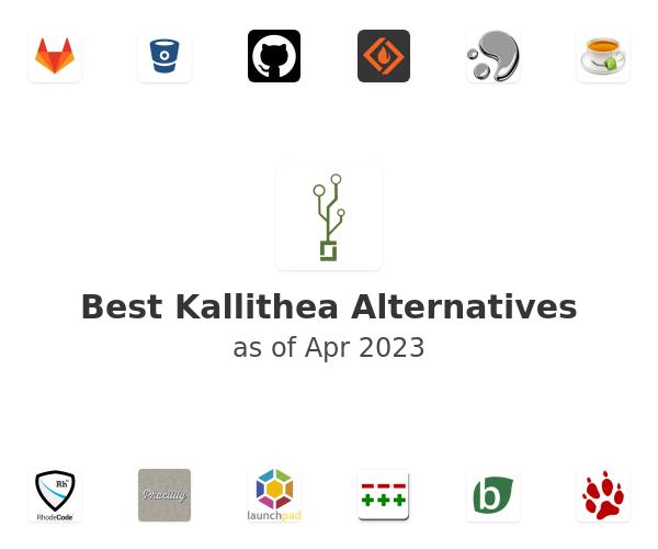 Best Kallithea Alternatives