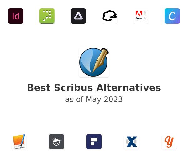 Best Scribus Alternatives