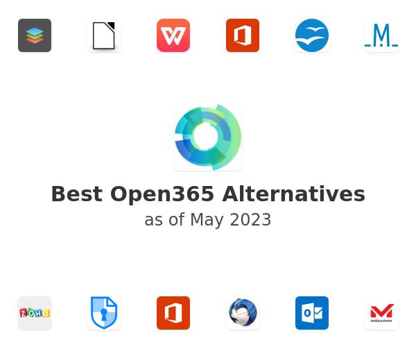 Best Open365 Alternatives