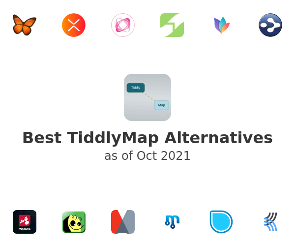 Best TiddlyMap Alternatives