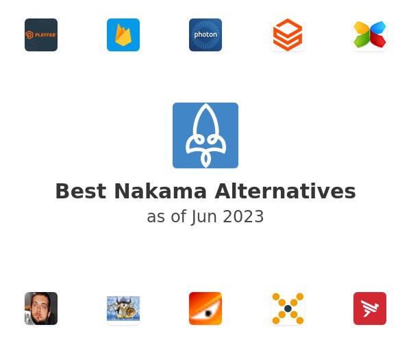 Best Nakama Alternatives