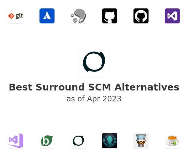 Best Surround SCM Alternatives