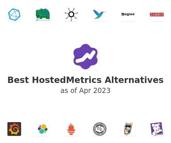 Best HostedMetrics Alternatives