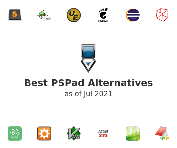 Best PSPad Alternatives
