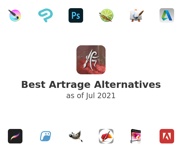 Best Artrage Alternatives