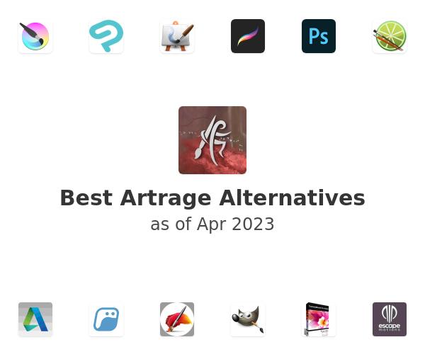 Best Artrage Alternatives