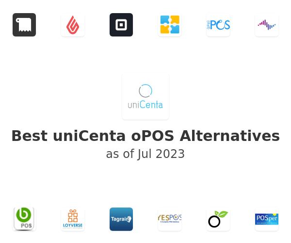 Best uniCenta oPOS Alternatives