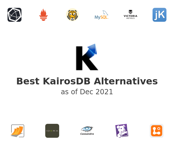 Best KairosDB Alternatives