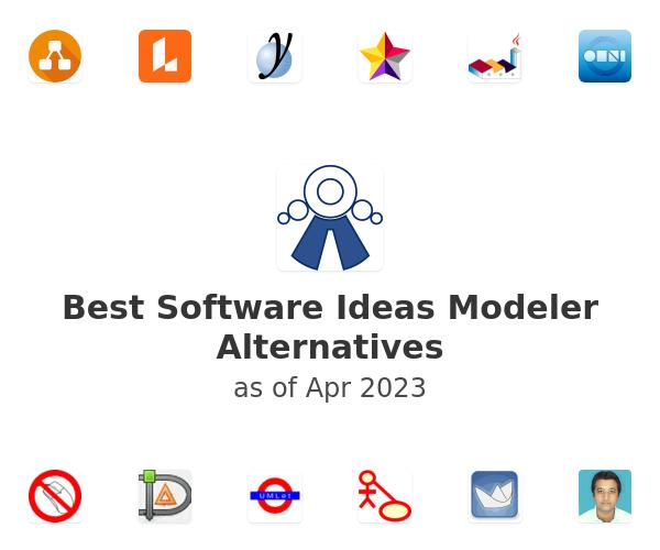 Best Software Ideas Modeler Alternatives