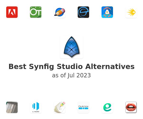 Best Synfig Studio Alternatives