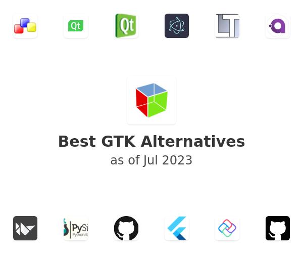 Best GTK Alternatives