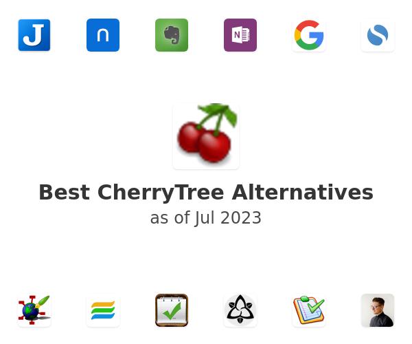 Best CherryTree Alternatives