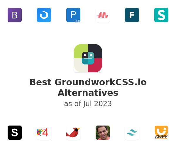 Best GroundworkCSS Alternatives