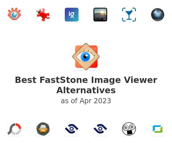 Best FastStone Image Viewer Alternatives