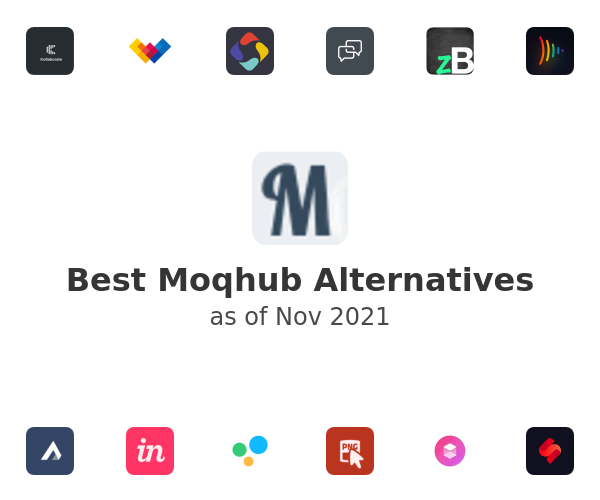 Best Moqhub Alternatives