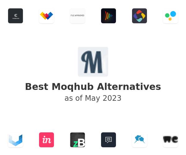 Best Moqhub Alternatives