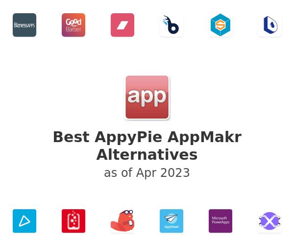 Best AppMakr Alternatives