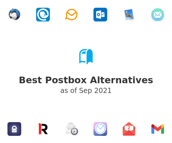 Best Postbox Alternatives