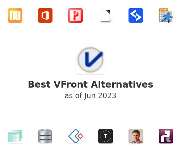 Best VFront Alternatives