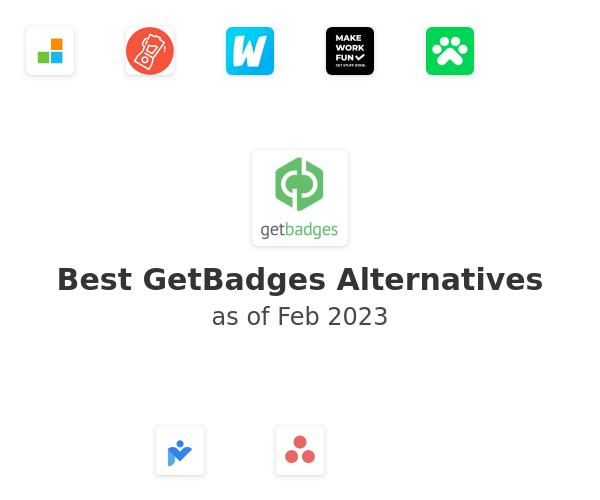 Best GetBadges Alternatives