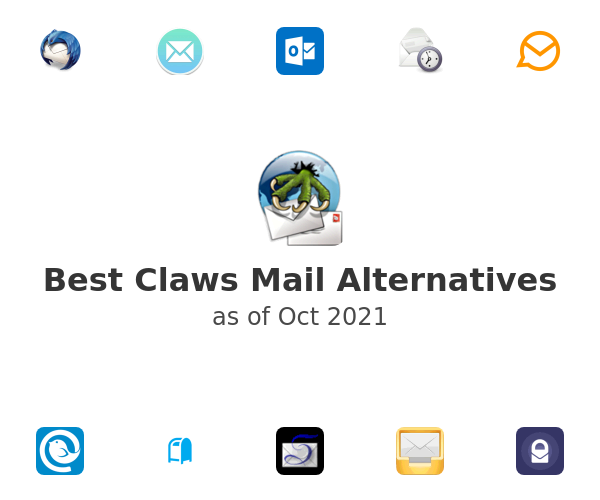 Best Claws Mail Alternatives