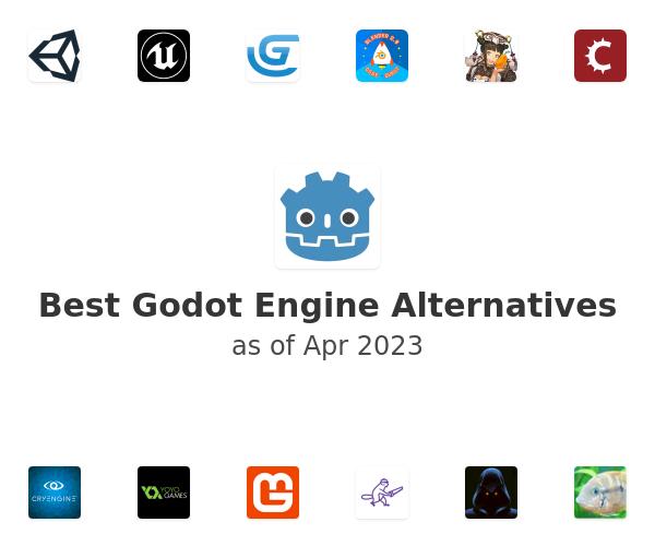 Best Godot Engine Alternatives