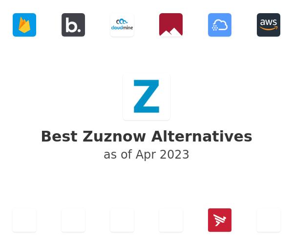 Best Zuznow Alternatives