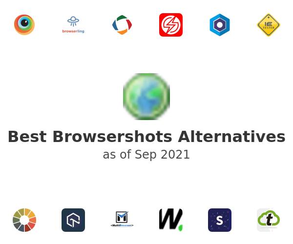 Best Browsershots Alternatives