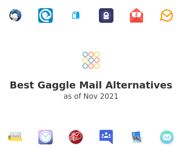 Best Gaggle Mail Alternatives