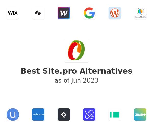 Best Site.pro Alternatives
