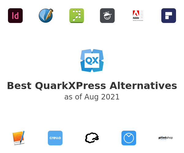 Best QuarkXPress Alternatives