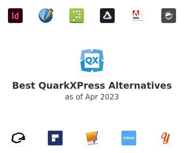 Best QuarkXPress Alternatives