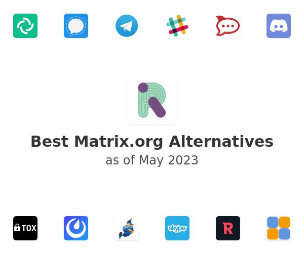 Best Matrix.org Alternatives