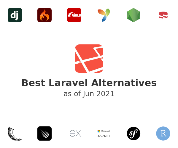 Best Laravel Alternatives